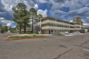 亞利桑那弗拉格斯塔夫 6 號汽車旅館 Motel 6 Flagstaff, AZ - West - Woodland Village