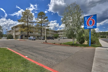 Hotel - Motel 6 Flagstaff West - Woodland Village