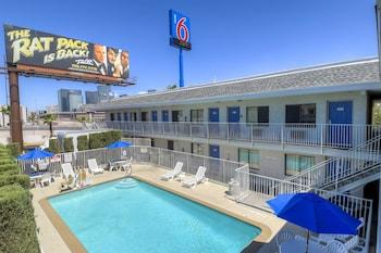 Hotel - Motel 6 Las Vegas - I-15