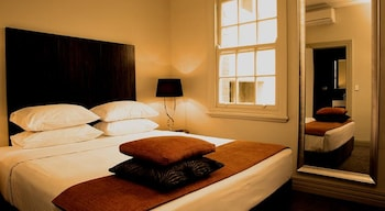 Guestroom at The Bayswater Sydney in Potts Point