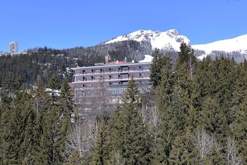 . Hôtel le Mont Paisible