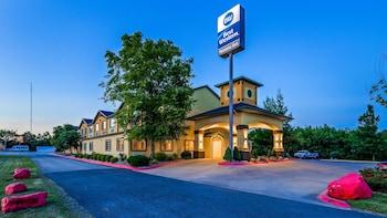 Hotel - Best Western Parsons Inn