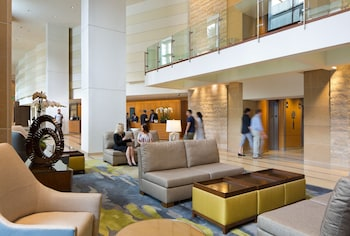 Lobby at Omni San Diego Hotel in San Diego