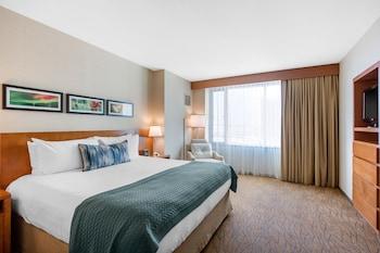 Deluxe Suite, 1 Bedroom (One King Bed)