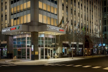 Hotel - Courtyard by Marriott Chicago Magnificent Mile