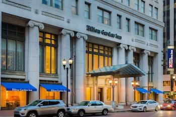印弟安納波里斯市區希爾頓花園旅館 Hilton Garden Inn Indianapolis Downtown