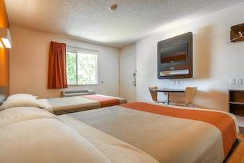Guestroom at Motel 6 San Diego North in San Diego