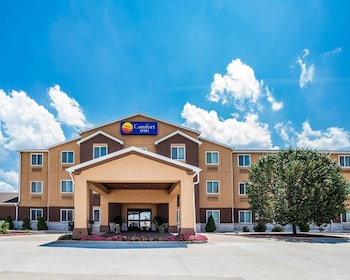 Hotel - Comfort Inn & Suites Moberly