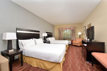Suite, 2 Queen Beds, Accessible (Mobility, Roll-In Shower)