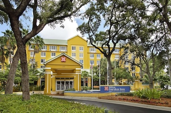 郵輪港勞德代爾堡機場希爾頓花園飯店 Hilton Garden Inn Fort Lauderdale Airport-Cruise Port