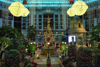 Gaylord Texan Resort Convention Center Grapevine Tx Hotels
