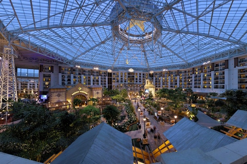 . Gaylord Texan Resort & Convention Center