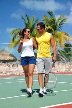 Ocean Spa Hotel Cancun All Inclusive - Tennis Court  - #0