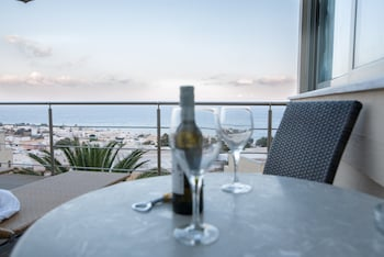 Antinea Suites and Spa Hotel - Balcony  - #0