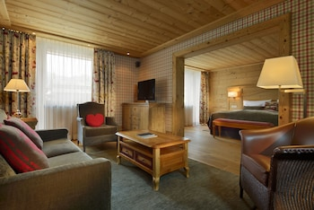 Chalet Open Suite, Matterhorn view