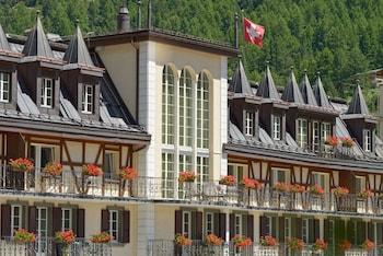 Hotel - Mont Cervin Palace