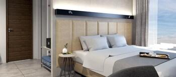 Quadruple Room, Sea View