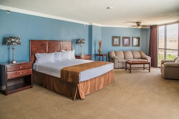 Executive Room, 1 King Bed, Balcony, Sitting Area, Refrigerator (No Pets Allowed)