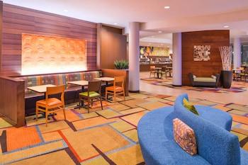 Lobby Lounge at Fairfield Inn & Suites Orlando Ocoee in Ocoee