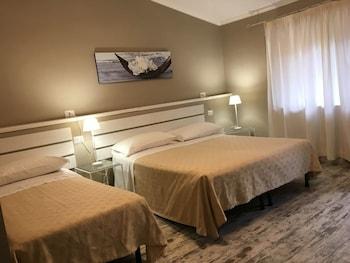 Basic Quadruple Room, 1 Bedroom