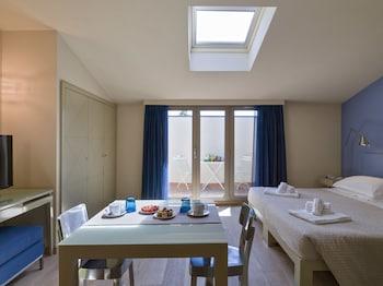 Classic Studio, 1 Bedroom, Accessible, Kitchen