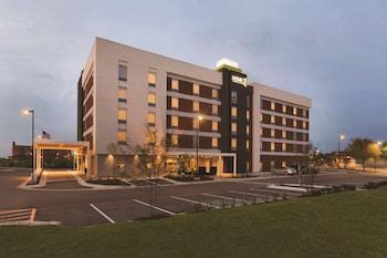 奧斯丁圓石希爾頓惠庭飯店 Home2 Suites by Hilton Austin Round Rock