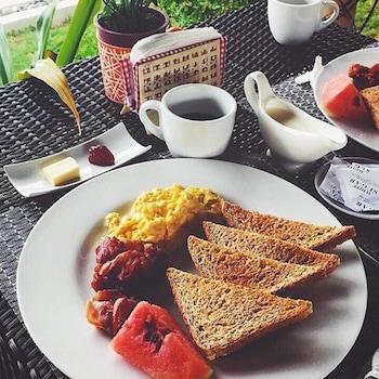 Villa Kasadya Bohol Breakfast Meal