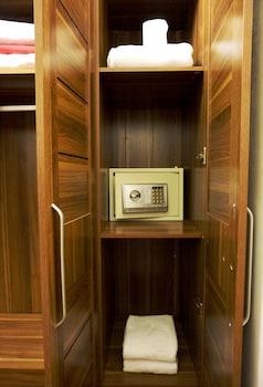 Makati Riverside Inn In-Room Safe
