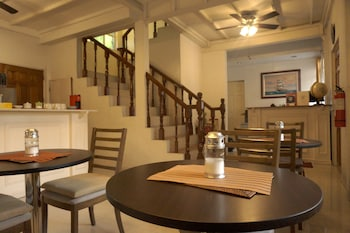 Makati Riverside Inn Breakfast Area