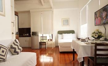 Makati Riverside Inn In-Room Dining