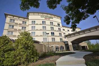 Hotel - Courtyard by Marriott Asheville Airport