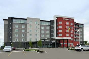 Hotel - Courtyard by Marriott Saskatoon Airport