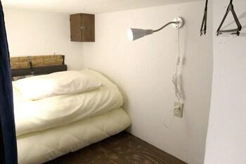 男女混合ドミトリー、ベッド 禁煙|26㎡|東京ヒュッテ