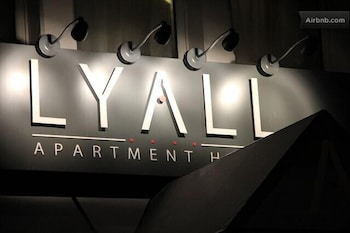 Hotel - Lyall Apartment Hotel