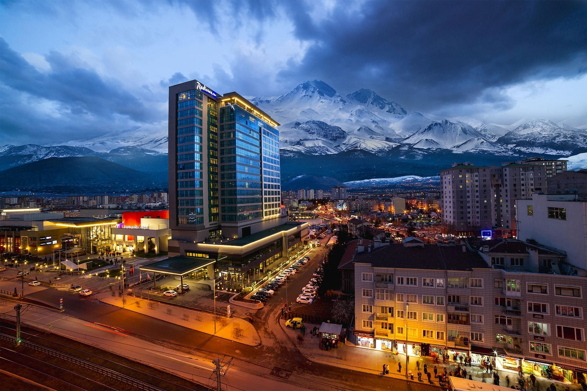 Radisson Blu Hotel, Kayseri, Melikgazi