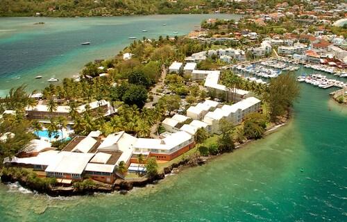 Résidence La Marina, Les Trois-Îlets
