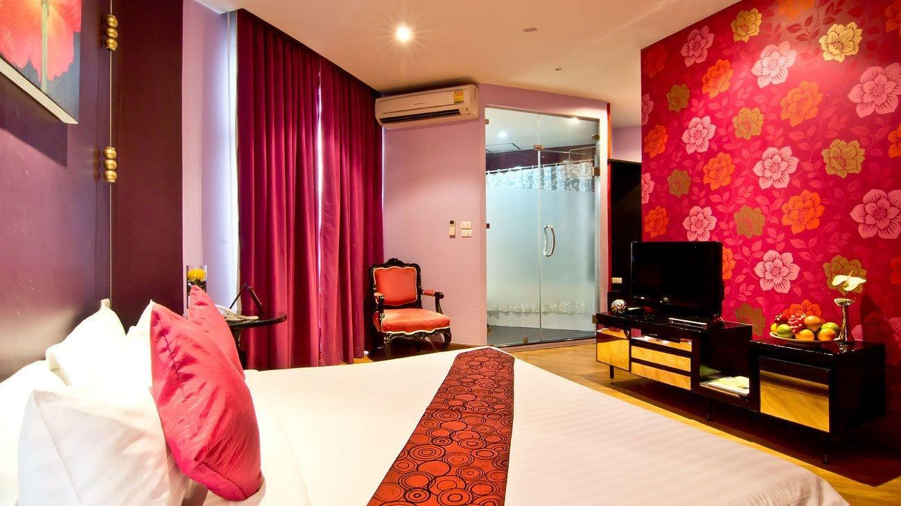 Glitz Bangkok Hotel, Bang Rak
