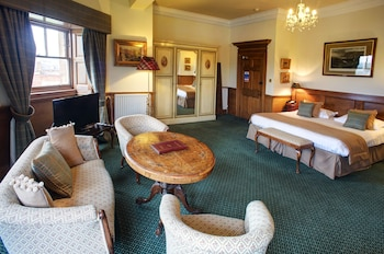 Family Double or Twin Room, River View