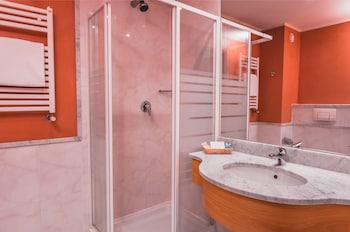 Hotel La Fonte - Bathroom  - #0
