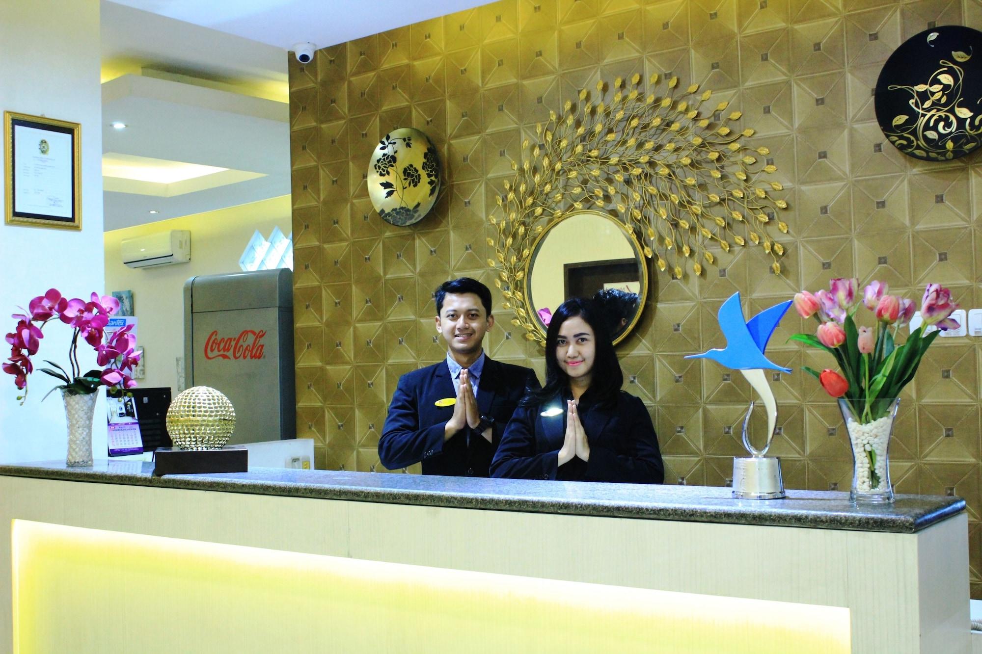 Laxston Hotel by Front One, Yogyakarta