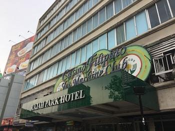 ラジャ パーク ホテル