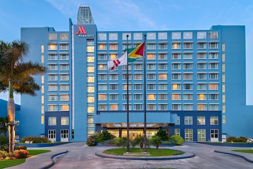 . Guyana Marriott Hotel Georgetown