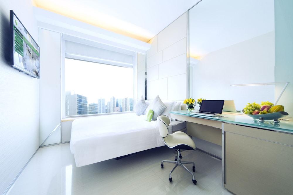 アイクラブ フォートレス ヒル ホテル (富薈炮台山酒店)