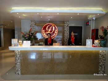 Dcircle Hotel Manila Reception