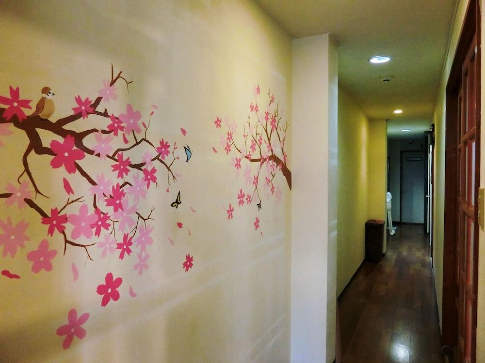 ぴーすはうす桜