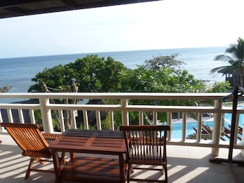 Palm Beach Resort Batangas View from Property