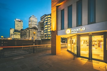 Point A Hotel, London Canary Wharf