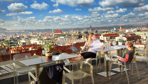 Wenceslas Square Hotel, Praha 1