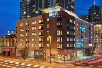 Hotel - Aloft Denver Downtown