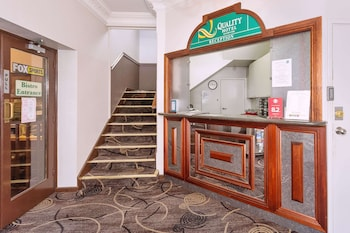 貝斯沃特凱藝飯店 Quality Hotel Bayswater